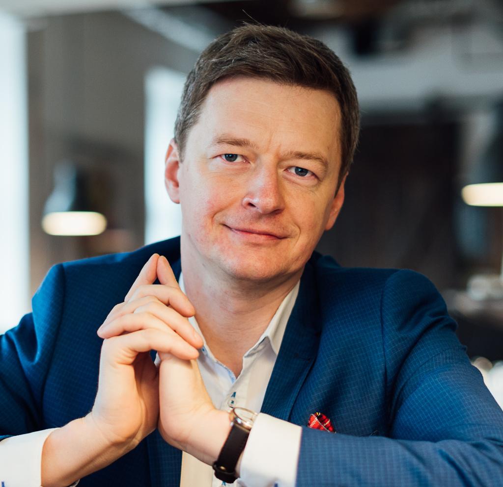 Marcin Kądziołka - zdjęcie